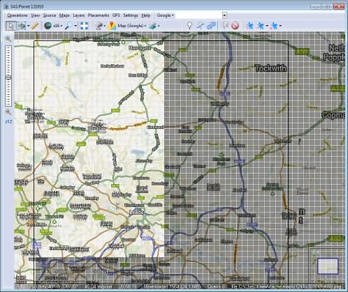 Igo Australia Map 2013.How To Create Raster Satellite Images For Use In Igo Primo